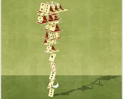 """A Gigantic Ponzi Scheme, Lies and Fraud"": Howard Davidowitz on Wall Street"