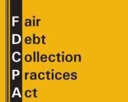 Fair Debt Collection Practices Act § 803. § 812. [15 USC 1692a/j]
