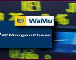 Could WAMU/ JPMorgan Chase Foreclosures be invalid?
