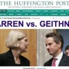 Elizabeth Warren Uncovered What the Govt. Did to 'Rescue' AIG, and It Ain't Pretty
