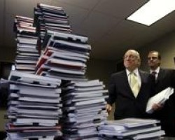 BOMBSHELL! FL ATTORNEY HAS 150 BANK ROBO SIGNER DEPOSITIONS AVAILABLE TO STATE & FEDERAL AGENCIES