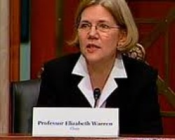 """VIDEO: ELIZABETH WARREN """"THIS IS A VERY BIG PROBLEM"""" On FORECLOSURE FRAUD"""