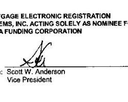 JUDGE SCHACK'S CLASSIC CALLING OUT ROBO SIGNERS SCOTT ANDERSON & JESSICA DYBAS 2008 Edition