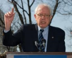Bernie Sanders Filibuster: Senator Stalls Tax Cut Deal