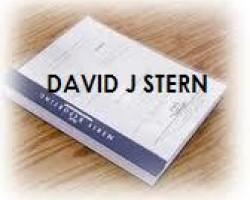 DEPOSITION TRANSCRIPT OF DAVID J. STERN ESQ. FROM 1/19/2000 BRYANT v. STERN