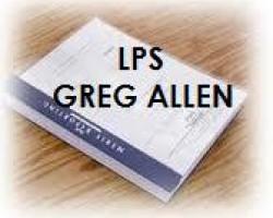 "FULL DEPOSITION TRANSCRIPT OF LPS GREG ALLEN ""MERS IS ALIVE"""