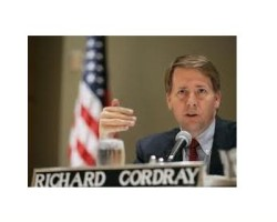 LETTER: OHIO AG CORDRAY URGES COURTS TO TAKE ACTION ON FORECLOSURE CASES