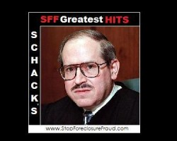 Mind Blowing | Judge Schack Names Robo-Signers In Many Foreclosure Cases [GREATEST HITS]