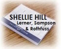 "FULL DEPOSITION TRANSCRIPT OF ""SHELLIE HILL"" OF LERNER, SAMPSON & ROTHFUSS LS&R"