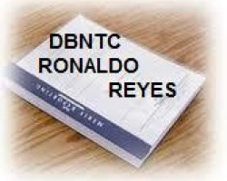 DEPOSITION TRANSCRIPT OF DEUTSCHE BANK NATIONAL TRUST CO. VP RONALDO REYES