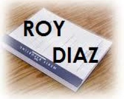 Full Deposition Transcript of ROY DIAZ Shareholder of Smith, Hiatt & Diaz, P.A. Law Firm