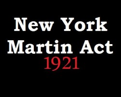 NEW YORK'S MARTIN ACT: EXPANDING ENFORCEMENT IN AN ERA OF FEDERAL SECURITIES REGULATION by Robert A. McTamaney