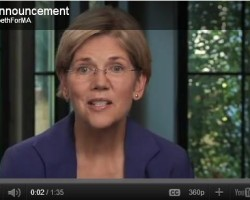 Join us: Help Elizabeth Warren win her Senate race!