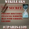 US, France Knew In 2007 Financial Collapse Was Imminent Due To Wall Street Fraud