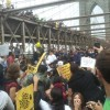 BREAKING WATCH LIVE: Thousands Block Brooklyn Bridge #OccupyWallStreet