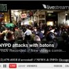 [VIDEO]…of cops beating #occupywallstreet peaceful protesters. WARNING – graphic