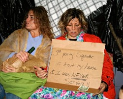 What the Costumes Reveal At Steven J. Baum's Demonic Halloween Party – Joe Nocera