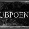 MERS subpoenaed by New York Attorney General Eric Schneiderman