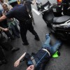 NYPD Punches Occupy Wall Street Protester, Another Runs Over a Member of National Lawyer's Guild [VIDEO]