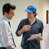 The writer/director of Margin Call is the son of a former Merrill Lynch banker. Interview: