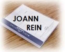 """FULL DEPOSITION TRANSCRIPT OF AURORA BANK JOANN """"EDNA"""" REIN"""