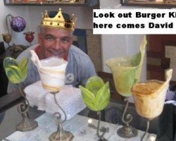"David J. Stern Sued by DJSP Enterprises and PI Bill Warner While Stern Buys 150 ""Five Guys Burger and Fries Franchise's,"" Foreclosure King takes on Burger King."