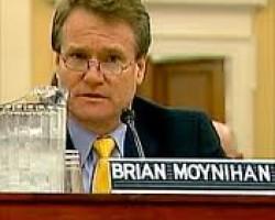 Bank of America to Freeze CEO Brian Moynihan's Salary