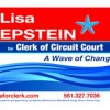 Lisa Epstein Qualifies for August 14 Election for Palm Beach County Clerk of the Circuit Court