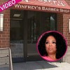 Oprah Winfrey buys father's barber shop in foreclosure sale, family feud grows