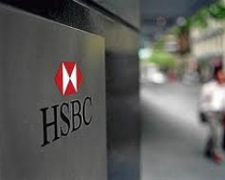 HSBC in Settlement Talks With U.S. Over Money Laundering