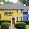 To avert foreclosure, firm turns homes into ad space