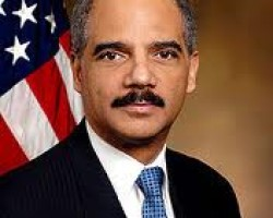 Attorney General Eric Holder Speaks at the Distressed Homeowner Initiative Press Conference