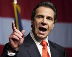 New York Governor Andrew Cuomo: Open foreclosures to Superstorm Sandy victims