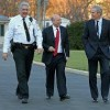White House Deploys Secret Service To Stop Press From Talking To Goldman Sachs CEO