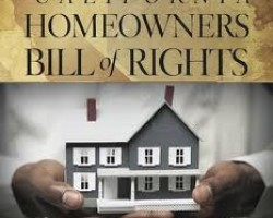 Quelle Surprise! Banks Whining About Cost of Breaking New California Homeowner Bill of Rights