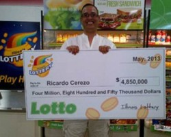 Facing Foreclosure And Eviction, Family Finds Winning Lotto Ticket