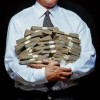 Bankers are getting their holiday bonuses again this year, to the tune of over $91 billion!!