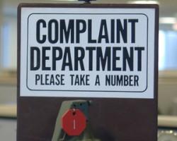 CFPB Finance & Services Complaints Center