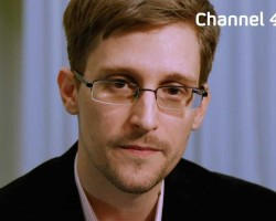 A Christmas Message From Edward Snowden