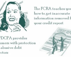 Mary Spector Article: Where the FCRA Meets the FDCPA: The Impact of Unfair Collection Practices on the Credit Report