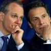 Cuomo and Schneiderman Prepare to Fight Over JPMorgan Settlement