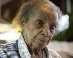 Detroit centenarian who was evicted from her home dies at 103