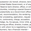Holding a corner office for Eric Holder could violate the US Criminal Code?