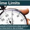 Statutes of Limitations for the 50 States (and the District of Columbia) | Know the time limits for filing a lawsuit (statutes of limitations) in your state.