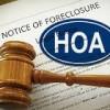 Alexandre v. Scribner Village Homeowners Association, Inc., et al.   FL 4DCA –  the sale should not have proceeded until the stay was lifted