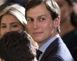 "Jared Kushner's Firm Tied to ""Suspicious Transactions"" at Deutsche Bank"