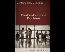 1st Cir. Confirms Rooker-Feldman Barred Borrower's State and Federal Law Claims
