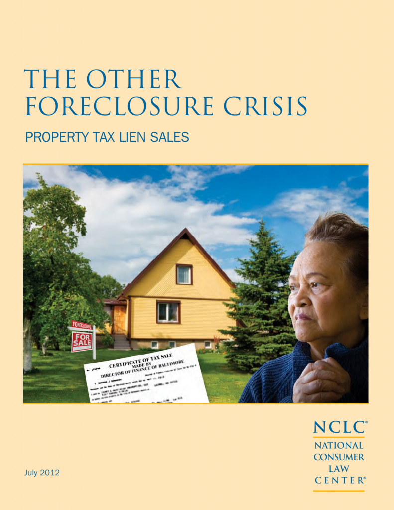 the foreclosure crisis of foreclosure But the families who lost their homes weren't the only ones hurt by the foreclosure crisis so there's an argument to be made that they shouldn't be the only ones who can go after the lenders.