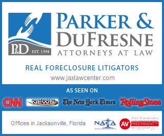 Attorney Chip Parker, www.jaxlawcenter.com