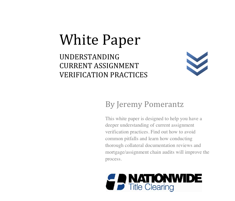 collateral assignment If an assignment has any of the following characteristics it is not a collateral assignment,  us office of personnel management 1900 e.